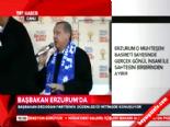 AK Parti Erzurum Mitingi 2014 - Başbakan Erdoğan: Türkçe Olimpiyatları'nı Artık Yapamazlar