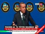 Başbakan Erdoğan Esnaflara Seslendi...