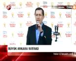 AK Parti Ankara Mitingi Emrullah İşler'in Açıklamaları - (22 Mart 2014)