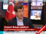 Ahmet Davutoğlu: Piyonlar açığa çıkarılacak