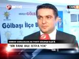 Osman Karaaslan, 'Bir Tane Bile İstifa Yok'
