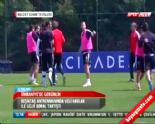 Beşiktaşlı Futbolcular Uğur Boral ile Veli Kavlak Yumruk Yumruğa Kavga Etti