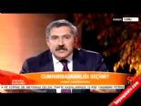 Canlı yayında Hüseyin Yayman - Gürcan Dağdaş kavgası