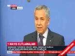 bakanlar kurulu toplantisi - Bülent Arınç Hükümetin 1 Mayıs Kararını Açıkladı...