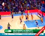 Galatasaray L.H Barcelona: 75-78 Basketbol 3.Maç Özeti (20 Nisan 2014)