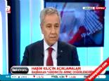 Başbakan Yardımcısı Bülent Arınç'tan Anayasa Mahkemesi Başkanı Haşim Kılıç'a Tepki