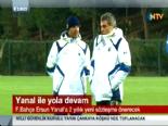 aykut kocaman - Ersun Yanal Fenerbahçe'deki Sözleşmesini 2 Yıl Daha Uzatıyor
