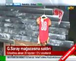 Galatasaray'ın Mağazası GS Store'ye Saldıran 13 Zanlı Tutuklandı