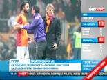 Galatasaray - Fenerbahçe Derbisinde Roberto Mancini - Selçuk İnan Gerginliği