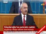 Kemal Kılıçdaroğlu Yumruklu Saldırı Sonrası Grup Toplantısında Konuştu izle