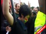 1 Mayıs Gösterisinde lezbiyen Krizi