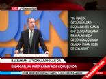 Başbakan Erdoğan: Almanya'da TRT'ye Hamburg Sansürü Yapıldı!