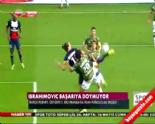 İbrahimoviç'in Topuk Golü Yılın Golü Seçildi