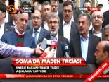 taner yildiz - Bakan Taner Yıldız, Hürriyet Yazarı Yılmaz Özdil'in Manisa Soma Yorumlarına Sert Tepki Gösterdi