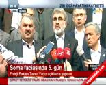 taner yildiz - Enerji Bakanı Taner Yıldız Manisa Soma'daki Son Durumu Açıkladı: Madende Tekrar Yangın Çıktı - 17 Nisan 2014