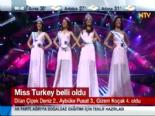 Miss Turkey 2014 Güzellik Yarışması Birincisi Amine Gülşe Oldu (Amine Gülşe Kimdir?)