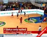 Fenerbahçe Galatasaray Odeabank: 71-65 Bayan Basketbol Final Serisi 4. Maç Özeti (2 Mayıs 2014)