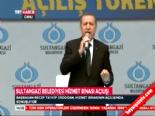 Başbakan Erdoğan'dan 'Gezi' Açıklaması