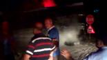 Hatay'da Feci Tren Kazası.. İşte Olay Yerinden İlk Görüntüler