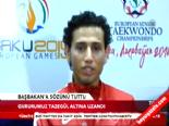 Milli Tekvandocu Servet Tazegül Avrupa Şampiyonu Oldu Altın Madalya Kazandı