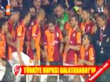 yildirim demiroren - Ziraat Türkiye Kupası Galatasaray Kaptanı Sabri Sarıoğlu'na Verildi
