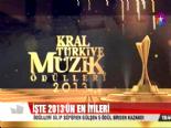 Kral Türkiye Müzik Ödülleri'ne 3 Ödülle Gülşen Damga Vurdu - (Kral FM Müzik Ödülleri 2013-2014)