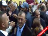 CHP'li Eski Belediye Başkanı İle Yeni Belediye Başkanı Arasında Tartışma