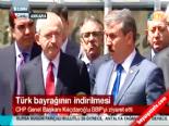 Mustafa Destici: Bayrağı İndirenin Vurulması Gerekirdi
