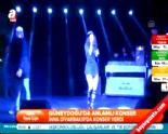 Ünlü Pop Yıldızı İnna Diyarbakır'da Konser Verdi (15 Haziran 2014)