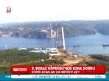 İstanbul 3. Köprünün Ayakları 245 Metreyi Geçti