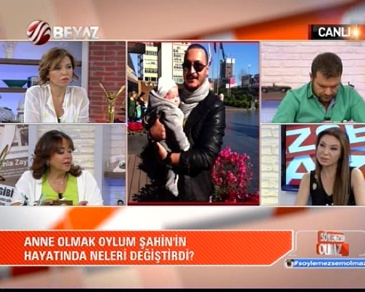 Tuba Büyüküstün Murat Yıldırım Salı Günü Neden: Söylemezsem Olmaz 24.06.2014 Oylum Şahin