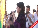 HDP'li Pervin Buldan Konuşması Sırasında Bayıldı