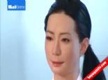 İşte Japonlardan Andorid Kadın Robot!