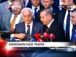 Başbakan Erdoğan'dan Saadet Partisi'ne Ziyaret