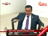 CHPli Vekil Meclis Kürsüsünden Bela Okudu