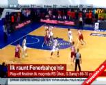 Fenerbahçe Ülker Galatasaray L.H: 89-70 Final Serisi 1. Maç Özeti (03 Haziran 2014)