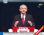 CHP Lideri Kemal Kılıçdaroğlu, Almanya Essen'deki Büyük Buluşma Etkinliğinde Konuştu