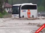 Yolcu Otobüsünden Kurtarma Operayonu