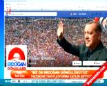 Facebook'ta Cumhurbaşkanı Adayı 'Recep Tayyip Erdoğan Gönüllüsü' Grubu Açıldı