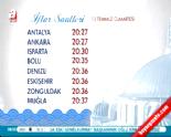 12 Temmuz 2014 İftar Vakitleri-Bugün İçin İftar Saati (Ankara-Antalya-İzmir-İstanbul İçin İftar Saati)