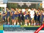 Fenerbahçe 2014-2015 Sezonu İlk Antrenmanını Yeni Transferi Diego Ribas'la Birlikte Yaptı