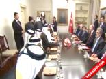 Başbakan Erdoğan, Katar Emiri Şeyh El-Tani İle Görüştü