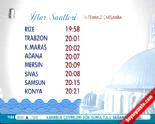 16 Temmuz 2014 İftar Vakitleri-Bugün İçin İftar Saati (Antalya-Ankara-İzmir-İstanbul İçin İftar Saati)