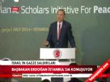 Erdoğan İslam Alimleri Toplantısında Konuştu...