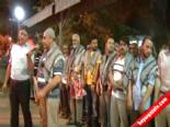 Anadolu Gençlik Derneği'nden İsrail Protestosu