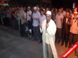 Konya'da İsrail Protesto Edildi