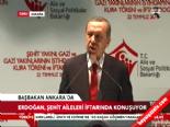 Başbakan Erdoğan, Ankara'da Konuştu