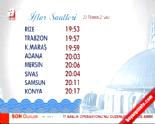 22 Temmuz 2014 İftar Saatleri-Bugün İçin İftar Vakitleri (Antalya-Ankara-İzmir-İstanbul İçin İftar Saati)