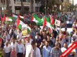 İzmir'den Filistin'e Destek Eylemi