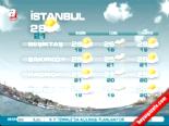 3 Temmuz 2014 - Türkiye Geneli Hava Durumu (Ankara-İstanbul-İzmir-Antalya) - 03-07-2014